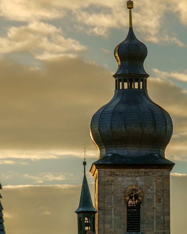 Turm der Martinskirche #forchheimshots