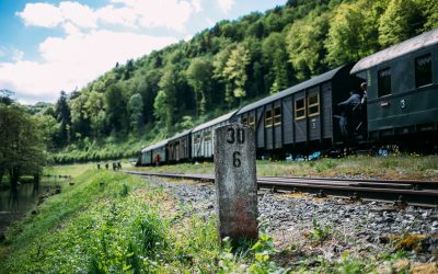 Instawalk bei der Dampfbahn Fränkische Schweiz e.V.