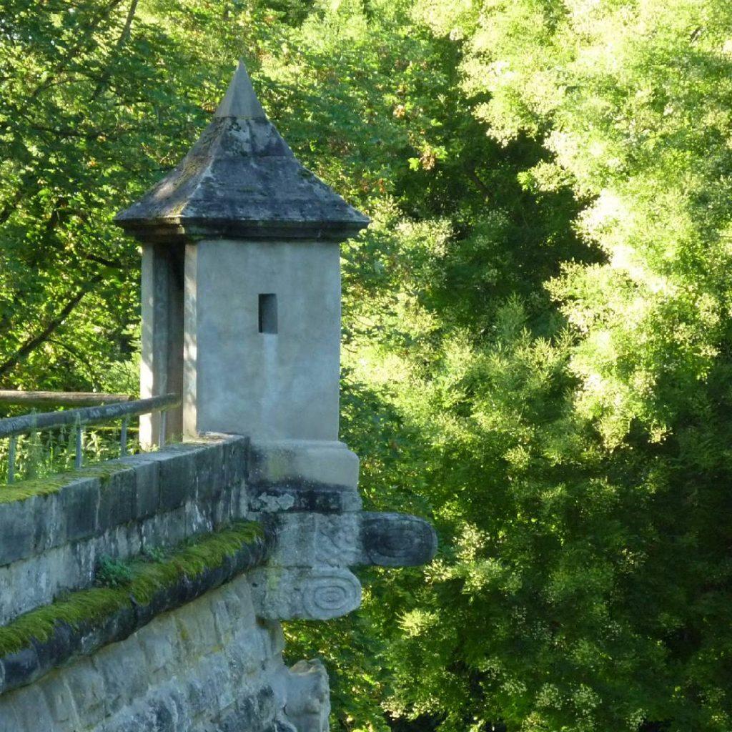 Wachhäusla auf der Forchheim er Stadtmauer. #forchheimshots