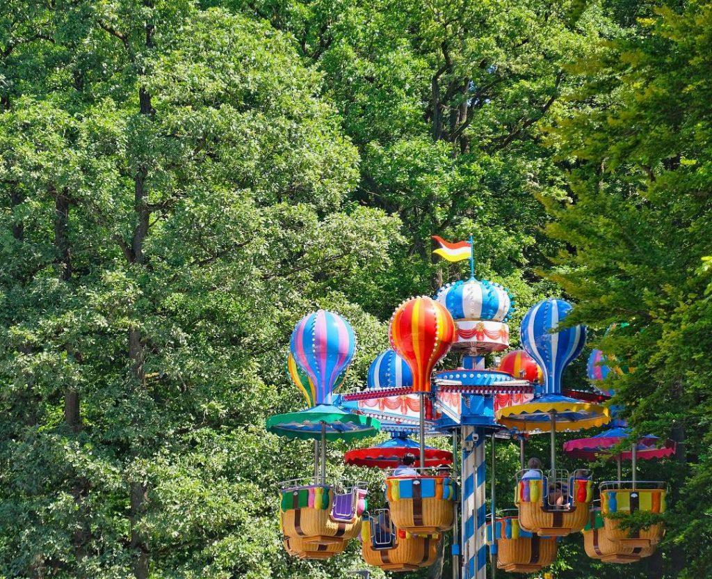 Eine echt grüne #Kirchweih ?? das Annafest im Kellerwald ?????? #annafestwalk17 #annafest2017 #igersforchheim #forchheimshots #forchheimviews #forchheimerleben #forchheim #volksfest #kärwa #wald #karussell #grün